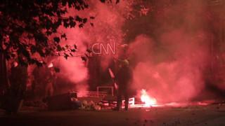 Πολυτεχνείο 2018: Πετροπόλεμος, χημικά και συλλήψεις στα Εξάρχεια