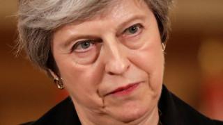 «Δεν υπάρχει εναλλακτικό σχέδιο για το Brexit» διαμηνύει η Τερέζα Μέι