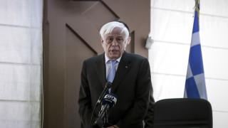 Παυλόπουλος: Επιβάλλεται η επίλυση του Κυπριακού με πλήρη σεβασμό διεθνούς και ευρωπαϊκού δικαίου