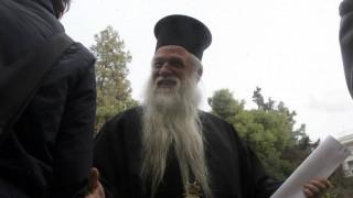 Αμβρόσιος: Δεν ανέφερα τίποτα για παραίτηση του αρχιεπισκόπου Ιερώνυμου