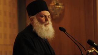 Σε τροχαίο ενεπλάκη ο ηγούμενος Εφραίμ της Μονής Βατοπεδίου