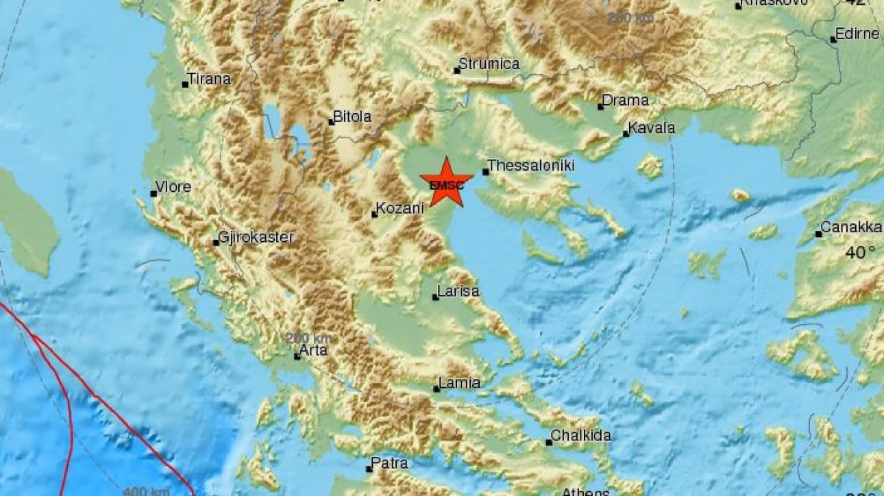 Σεισμός στο Αιγίνιο - Αισθητός σε αρκετές περιοχές (pics)