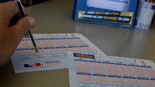 Τζόκερ: Πού παίχτηκαν τα τυχερά δελτία που μοιράζονται πάνω από 3.000.000 ευρώ
