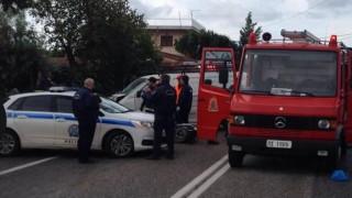 Τραγωδία στη Μεσσηνία: Δύο νεκροί και δύο τραυματίες σε σφοδρό τροχαίο