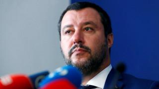 Σαλβίνι: Αν ο προϋπολογισμός της Ένωσης ζημιώνει την Ιταλία, δεν θα συναινέσουμε