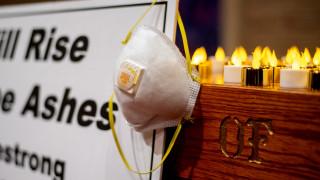 Πένθος στην Καλιφόρνια για τους 77 νεκρούς από τις φωτιές - Αγωνία για τους 993 αγνοούμενους