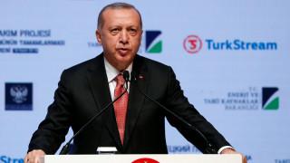 Αιχμές Ερντογάν για τις έρευνες στην Ανατολική Μεσόγειο