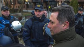 Διάβημα διαμαρτυρίας της πΓΔΜ στην Ουγγαρία για το αίτημα ασύλου του Γκρούεφσκι
