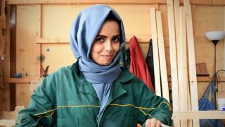 Habibi.Works: Ένας συνεργατικός χώρος δημιουργίας για πρόσφυγες