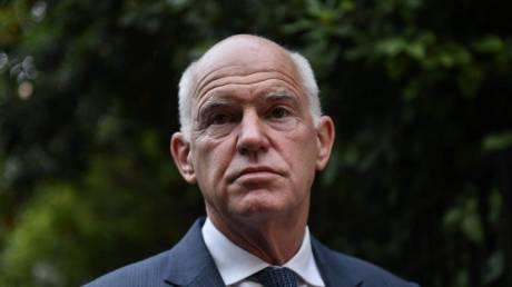 Παπανδρέου: Μετανιώνω για το δημοψήφισμα που δεν έγινε ποτέ