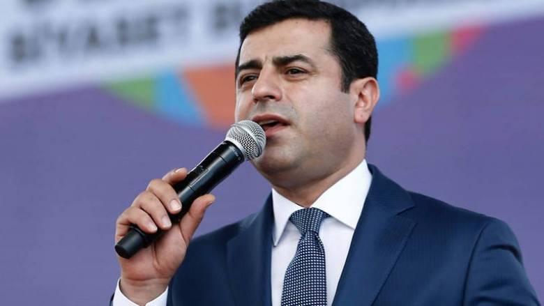 Καταδίκη της Τουρκίας από το Ευρωπαϊκό Δικαστήριο για τη φυλάκιση Ντεμιρτάς