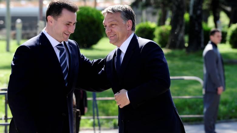 Η Ουγγαρία χορήγησε άσυλο στον Γκρουέφσκι