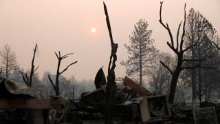 Υπ. Εσωτερικών ΗΠΑ: Για τις φωτιές στην Καλιφόρνια φταίνε οι περιβαλλοντολόγοι – Στους 79 οι νεκροί