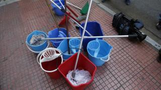 Την αποφυλάκιση της 53χρονης καθαρίστριας που εκτίει ποινή 10 ετών ζητούν οι συνάδελφοί της