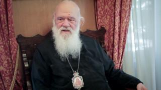 Ιερώνυμος για σχέσεις Κράτους - Εκκλησίας: «Εγώ θα μιλήσω τελευταίος»