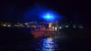 Φωτιά σε φορτηγό πλοίο στο Ακρωτήριο Ταίναρο