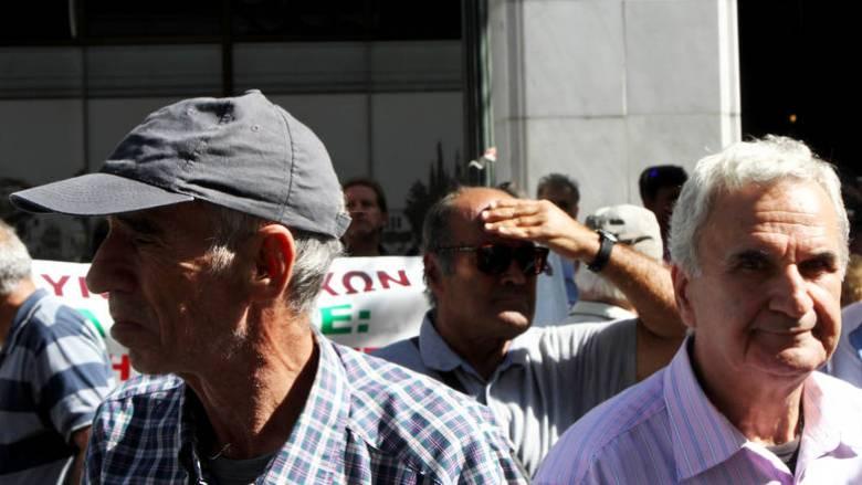 Αναδρομικά και για την εισφορά αλληλεγγύης διεκδικούν οι συνταξιούχοι