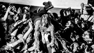 Iggy Pop: o νονός του punk τον Ιούνιο στην Αθήνα