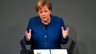 Μέρκελ: Η συμφωνία για τη μετανάστευση είναι προς το συμφέρον της Γερμανίας