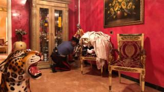 Ιταλία: Κατεδαφίστηκαν οι... κακόγουστες βίλες μαφιόζων