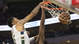 NBA: Νέα μεγάλη εμφάνιση του Γιάννη, νέα νίκη των Μπακς (video)