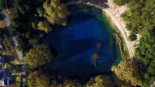 Πηγές Λούρου Ιωαννίνων - Η γαλάζια λίμνη της Ηπείρου
