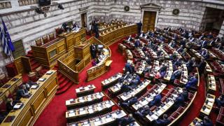 Υψηλοί τόνοι στην Επιτροπή Αναθεώρησης του Συντάγματος