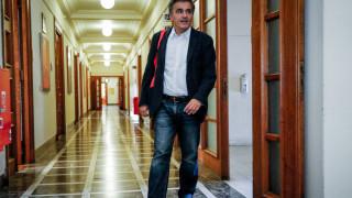 Τα «κόκκινα» δάνεια στο επίκεντρο της συνάντησης Τσακαλώτου με τη διοίκηση της Eurobank