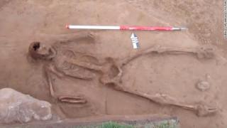 Το «νησί των μυστηρίων»: Βρέθηκε σκελετός μοναχού χωρίς χέρια