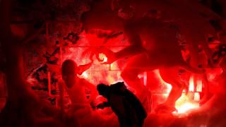 Φτερωτοί πολεμιστές, ζώα και πρόσωπα: Εντυπωσιακά γλυπτά από πάγο σε φεστιβάλ στο Βέλγιο