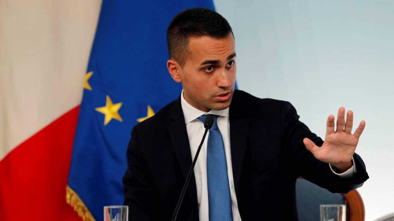 Ντι Μάιο: Διαπραγμάτευση με την Ευρώπη, όμως δεν αλλάζουμε βασικά μεγέθη του προϋπολογισμού