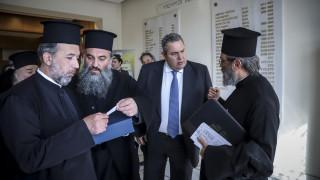 Καμμένος σε κληρικούς: Δίκαια τα αιτήματά σας