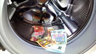 Ξέπλυμα μαύρου χρήματος; Έκρυψε στο πλυντήριο… 350.000 ευρώ!