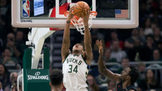 NBA: Πέρασε στην 1η θέση για MVP ο Αντετοκούνμπο