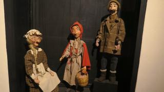 Η μαγεία του κουκλοθεάτρου στο κέντρο της Αθήνας