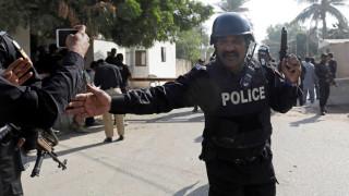 Το Ισλαμικό Κράτος ανέλαβε την ευθύνη για την αιματηρή επίθεση σε αγορά του Πακιστάν