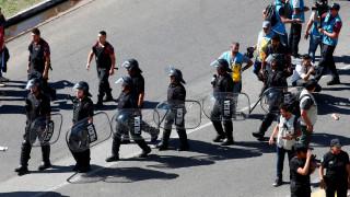 Copa Libertadores: Επίθεση στο πούλμαν της Μπόκα Τζούνιορς πριν τον αγώνα με τη Ρίβερ Πλέιτ