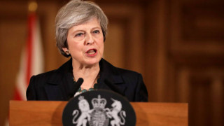 Brexit: Δραματική έκκληση Μέι προς τους Βρετανούς για στήριξη της συμφωνίας της με την ΕΕ