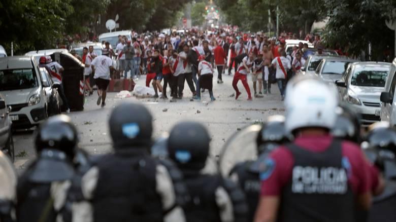 Μπόκα Τζούνιορς: Βίντεο ντοκουμέντο μέσα από το πούλμαν την ώρα της επίθεσης