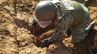 Επιχείρηση εξουδετέρωσης βόμβας του Β' παγκοσμίου Πολέμου στην Ελευσίνα