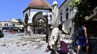 Σεισμοί στην Ελλάδα: Πόλεις, δίκτυα και υποδομές που χρειάζονται προσεισμική ενίσχυση