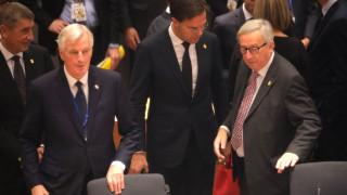 Brexit: Οι 27 ενέκριναν τη συμφωνία διαζυγίου ΕΕ-Βρετανίας