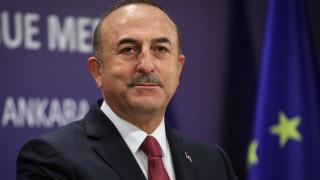 Τσαβούσογλου: Η Τουρκία είναι έτοιμη για όλες τις μορφές λύσης στο Κυπριακό