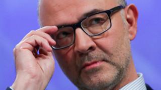 Μοσκοβισί: Δεν είμαι ούτε υπέρμαχος, ούτε πολέμιος της κυβέρνησης - Είμαι μόνο υπέρ της Ελλάδας