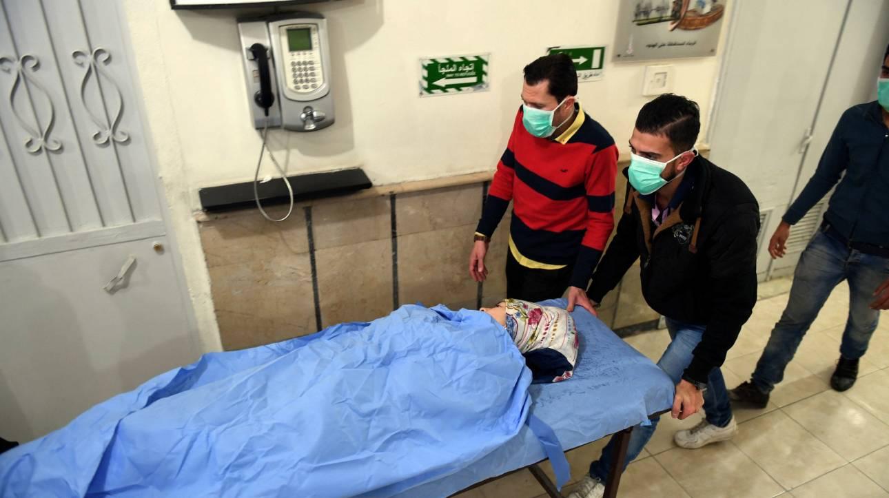 Συρία: Νέα επίθεση με χημικά στο Χαλέπι