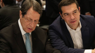 Το Κυπριακό στην ατζέντα της συνάντησης Τσίπρα-Αναστασιάδη