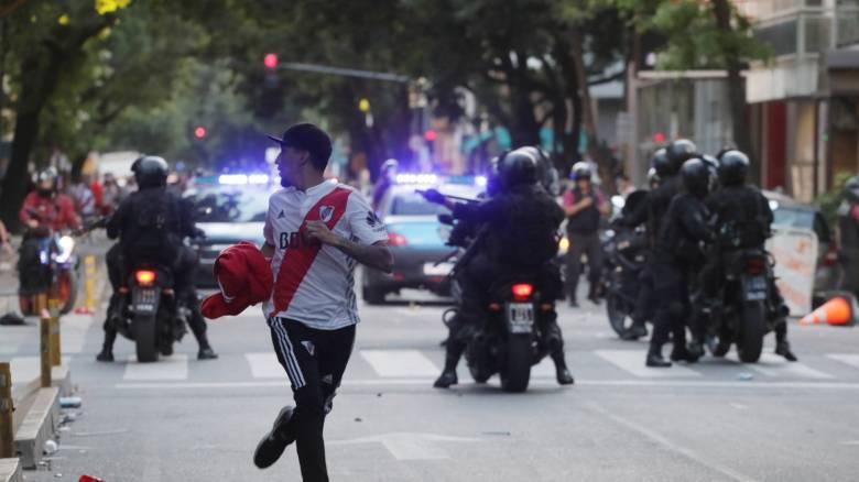 Copa Libertadores: Αναβλήθηκε ο τελικός Ρίβερ - Μπόκα
