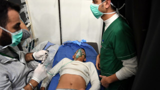 «Παιχνίδι» ευθυνών για τη νέα χημική επίθεση στη Συρία