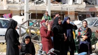 Τουλάχιστον 115 τραυματίες από τον σεισμό στα σύνορα Ιράν - Ιράκ