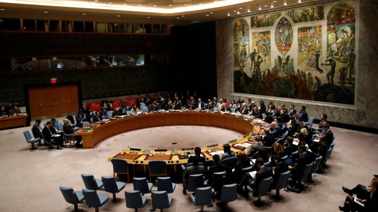 Ένταση Ρωσίας - Ουκρανίας: Η Μόσχα ζητεί έκτακτη σύγκληση του Συμβουλίου Ασφαλείας του ΟΗΕ